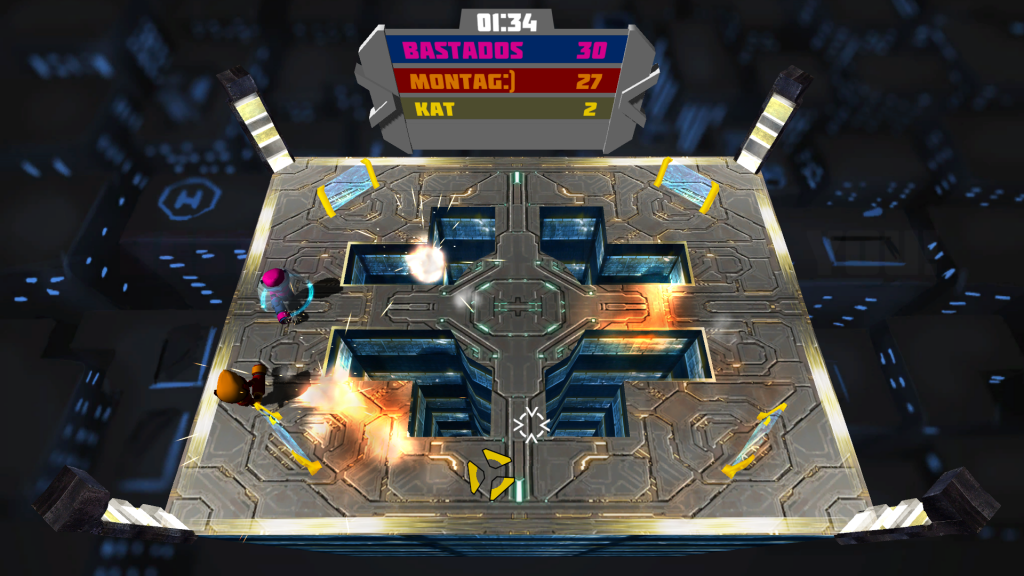 Rocket Fight Screenshot