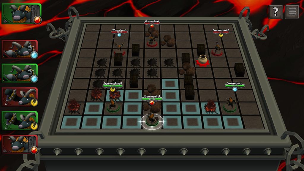 Beasts of Olymp Level 1 Screenshot