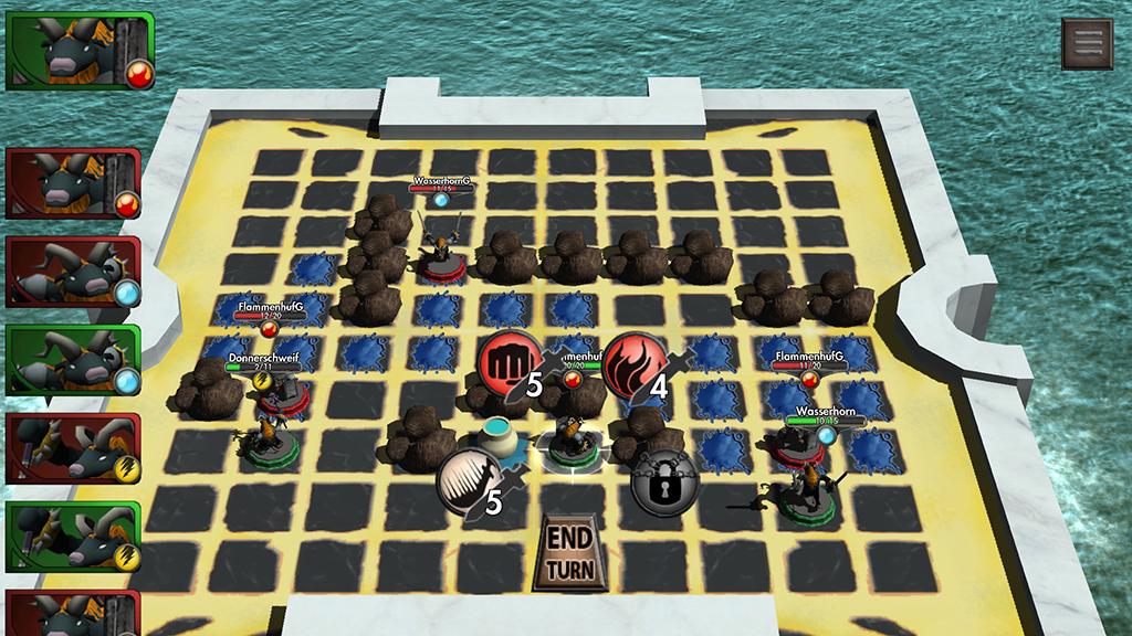 Beasts of Olymp Level 2 Screenshot