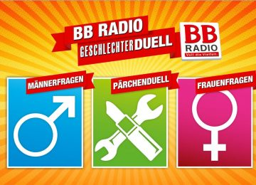 Screenshot linking to Geschlechterduell Page