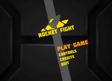 Screenshot linking to Rocket Fight Page