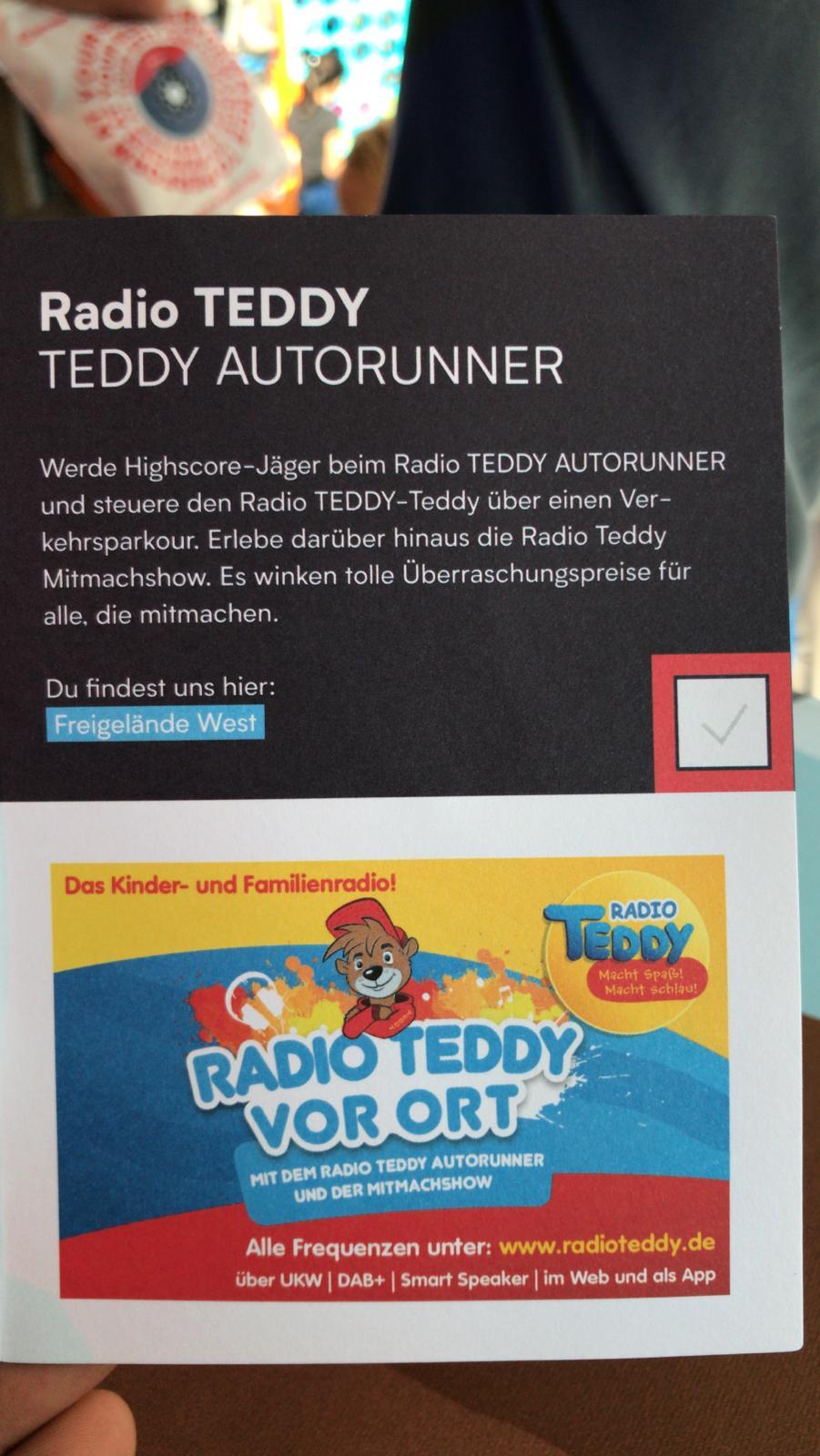 IAA Motor Show Frankfurt Game Brochure